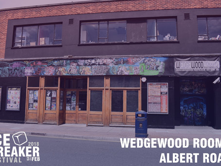 The Wedgewood Rooms launch new seminar for artists.
