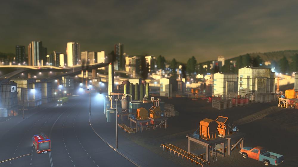 Cities Skylines Screenshots