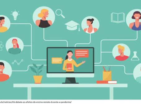 Ensino Remoto: desafios e possibilidades para o ensino de Ciências e Biologia.