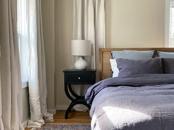 Before and After: A Bedroom Retreat