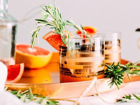 C'est l'heure de l'apéro. Sortez vos huiles essentielles!