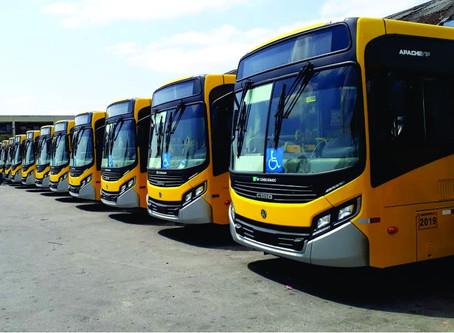 Transunião renova frota com 60 novos Volksbus