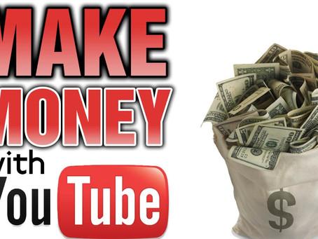 [Revealed] How to make money on YouTube