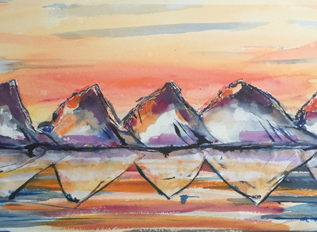 The Arctic and Seascapes added to website