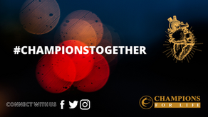 #championstogether : COVID 19 Relief for children living with HIV