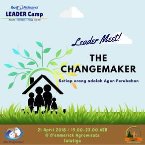 Leader Meet The ChangeMaker