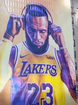Finales NBA : des Lakers en force mènent 2-0