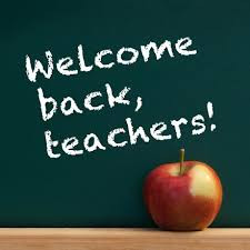 Journey of a teacher from Vacation mode to back to School!