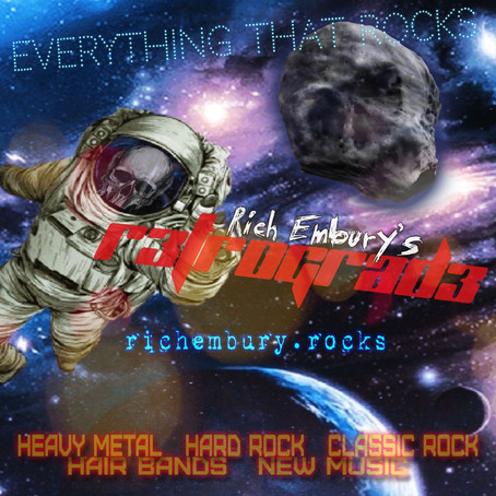 (Podcast) Rock 'N Metal Summer & Requests - Rich Embury's R3TROGRAD3