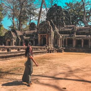 Ta Phrom, Cambodia Adventure : Chasing Temples