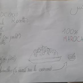 Le couscous de Zakaria