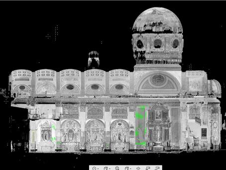¿Qué y cómo se obtienen los datos mediante el escaneo láser 3D?