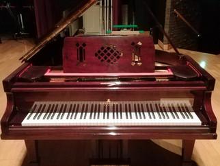 【《ピアノを聴く動画》使用ピアノ紹介】第22回スタインベルク・ベルリン