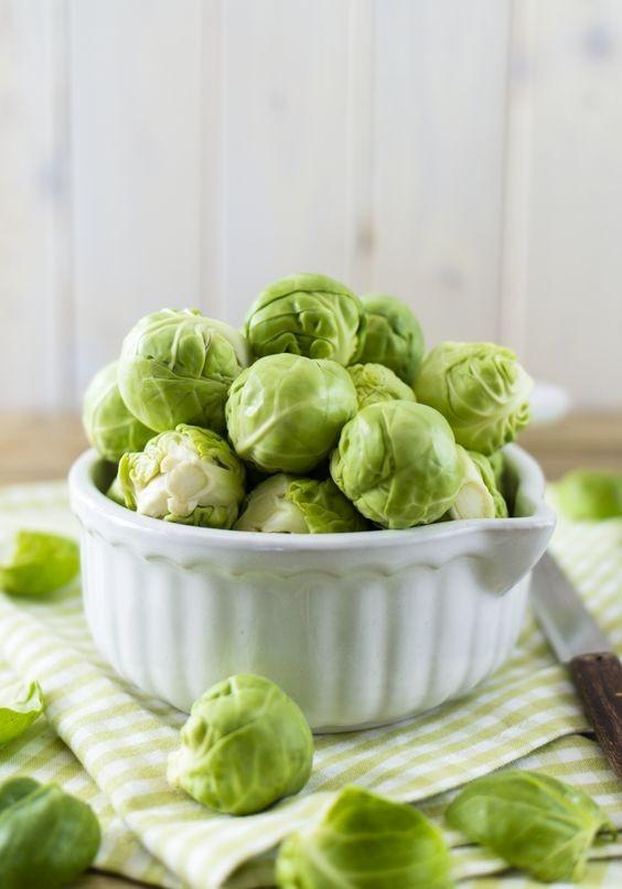 Choux de Bruxelles, fruits, légumes, saison, local, nourriture, santé, nutrition,
