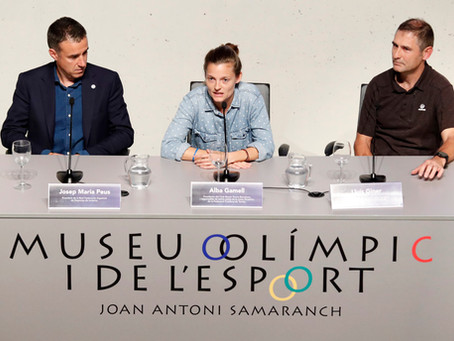 Ponentes en el XIII Fòrum Olímpic - Fundació Barcelona Olímpica