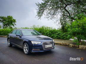 Audi A4 35 TDI Review : A Gentleman's Fancy