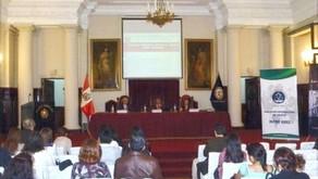"""Conferencia """"Situación de los niños, niñas y adolescentes, frente a la Trata de personas en el Perú"""""""