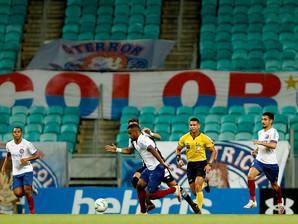 Brasileirão: Bahia vence com gol de pênalti no último minuto