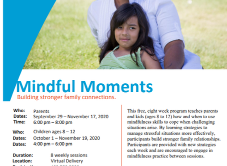 Mindful Moments Sept 29
