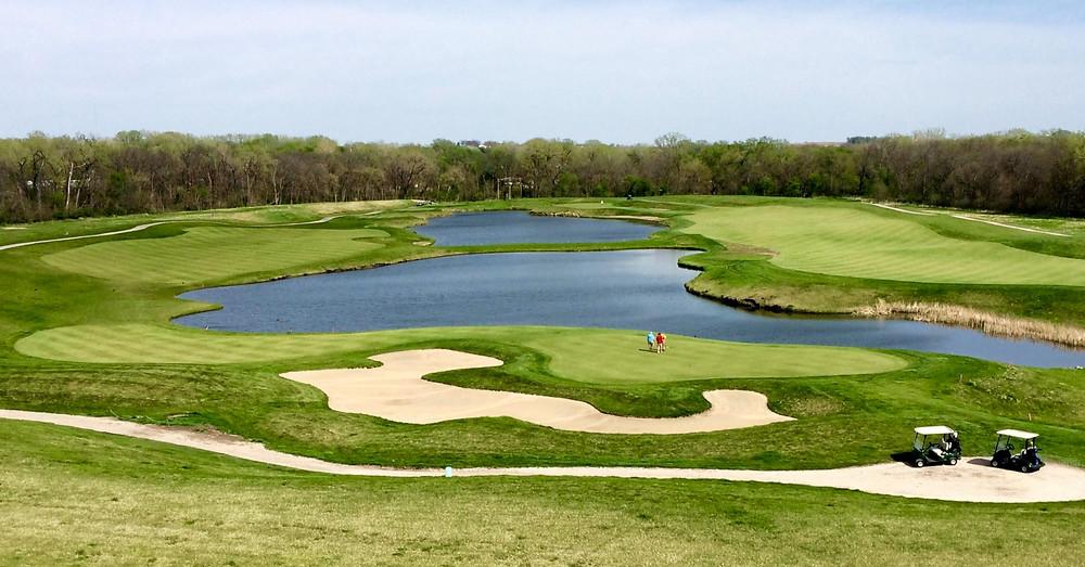 Tournament Club of Iowa, Golf course, arnold palmer, golf design, fairways of dreams, iowa,
