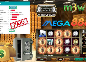 Money Fever slot game tips to win RM7910 in Mega888