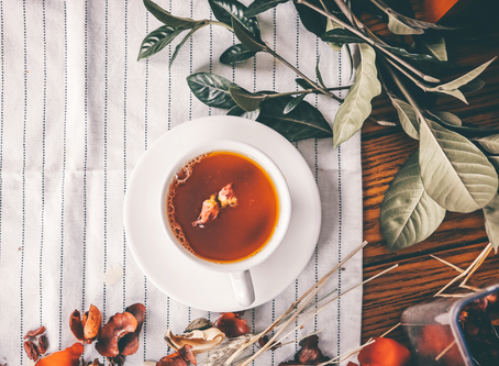 6 Delicious Teas to Boost Your Health & Soul