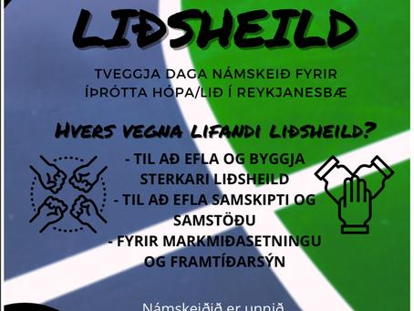 Lifandi Liðsheild í Reykjanesbæ