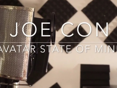 "Joe Con ""Avatar State of Mind"" Single"