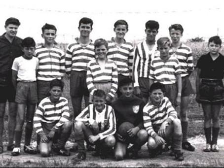 100 Jahre VfB Schrecksbach - Auszüge der Vereinshistorie Folge 2