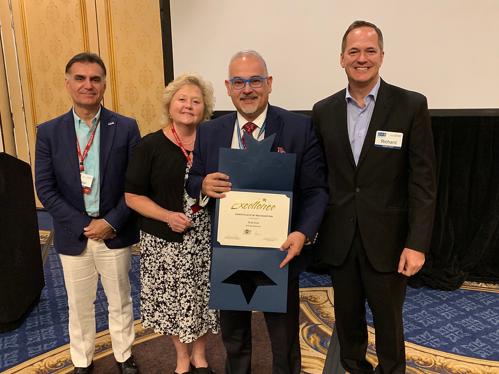 SHRM Awards 2019, StudySmart receives SHRM Award 2019 during the SHRM 2019 Annual Conference & Exposition