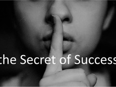Five secrets of success (as it comes to execution)