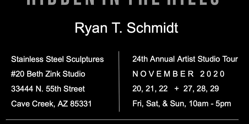 Studio 20 Ryan Schmidt at Hidden in the Hills