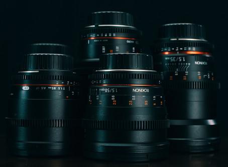 Let's talk about Rokinon Lenses