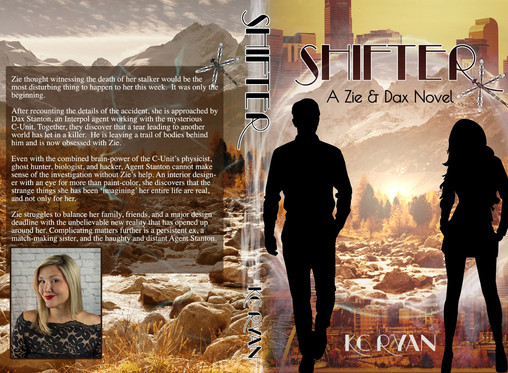 Shifter Cover Art: Preview and Story