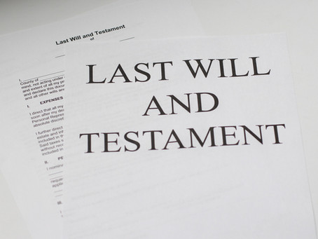 Pandemic or No Pandemic: Why You Should NEVER Make a Will Online
