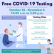 FREE COVID-19 testing is coming to Meade County
