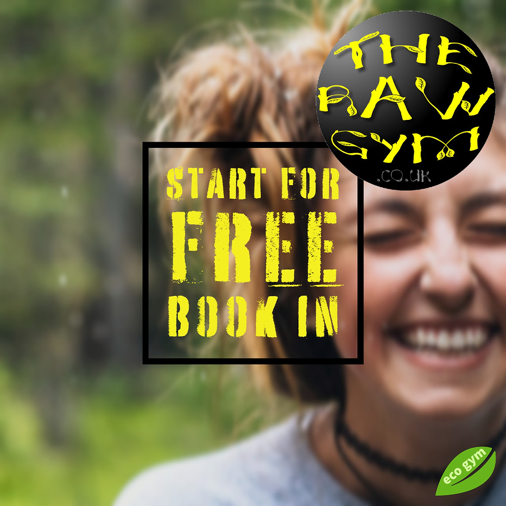 Try us for free - The Raw Gym Ballymena