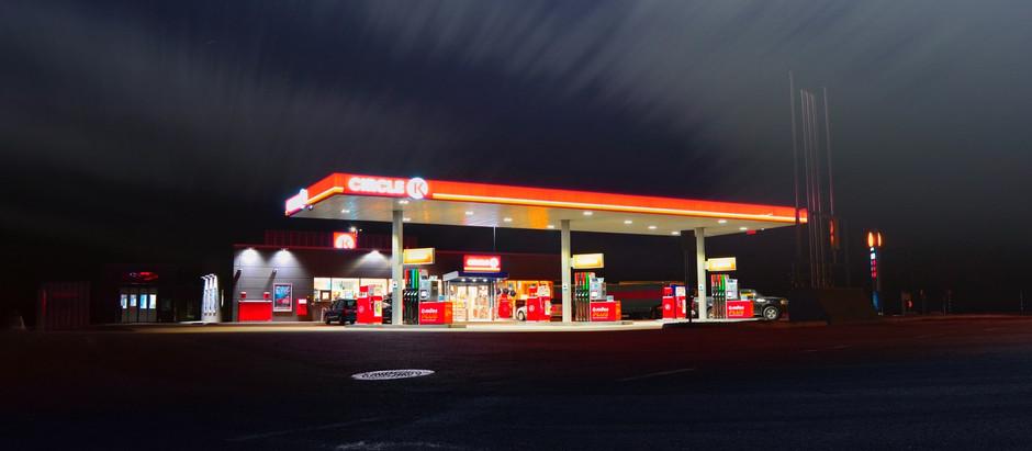O estouro do preço dos combustíveis.