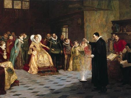 El Espejo Negro de John Dee: reflejos del Más Allá.