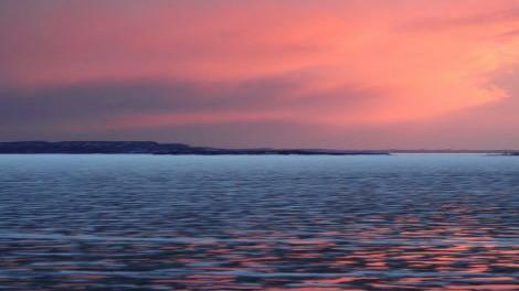 Ft Peck Lake, Montana