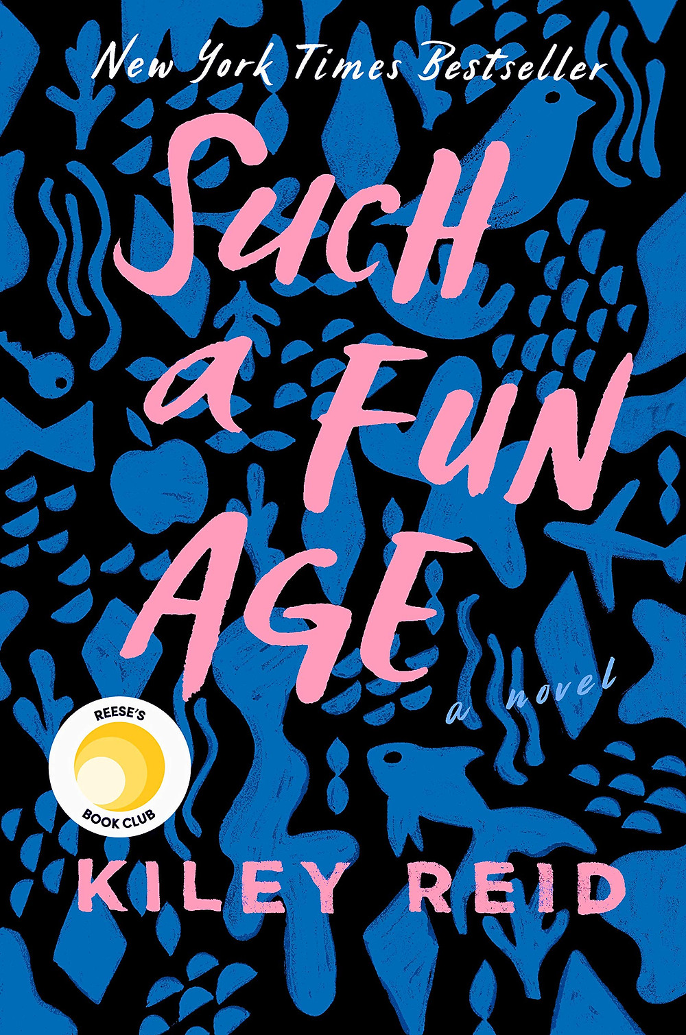 Such a Fun Age by Kiley Reid : the book slut book reviews thebookslut