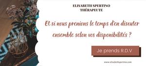 Lâcher prise - Elisabeth Spertino Psychothérapie Hypnothérapie Draguignan