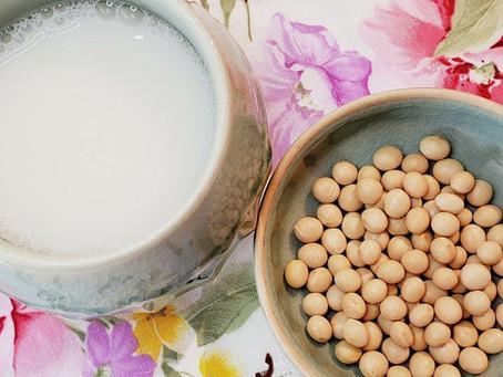 Sweet Soy Milk - Sữa đậu Nành