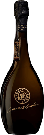 Bottle of Gloria Ferrer Carneros Cuvee