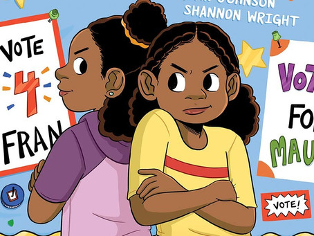 New graphic novel for midgrade - Twins!