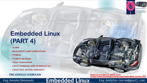 Embedded Linux (PART 4)
