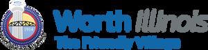 village of worth illinois logo