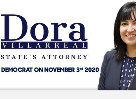 Message from Dora Villarreal
