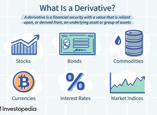 Derivatives (Unit 3 MCV4U)