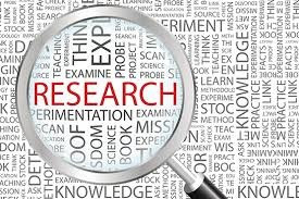 What is Research means to Consulting ?